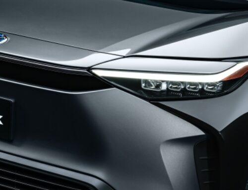 Toyota bZ4X BEV SUV Concept Debuts