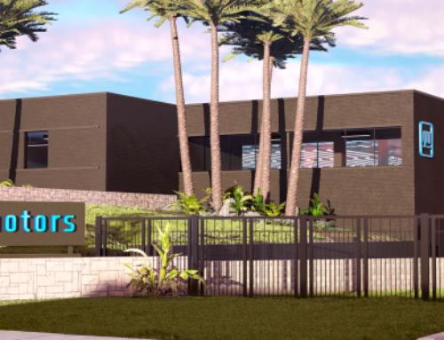GM's New Advanced Design/Tech in Pasadena